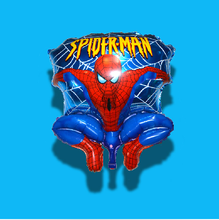 kids toys foil spider man balloons helium inflatable