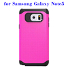 OEM service TPU+Plastic cover for samsung note 5 phone case