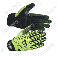 Mechanical Heavy Duty Mechanic Industrial Gloves for Working Protection