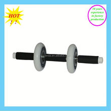 portable ab fitness ab roller exercise equipment for health