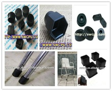 OEM rubber feet for chair, rubber feet for furniture