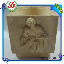 SGD138 <span class=keywords><strong>chiesa</strong></span> candela bastone, vintage supporto di candela
