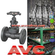 AVC Forged Steel Integral Flange Gate Valve