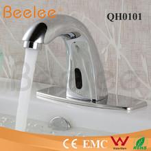 Fashionable Soild Brass Basin senor faucet/automatic sensor faucet