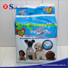 Best pet supplier China puppy training pad with low cost dog training pads