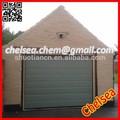 Seccional de garaje plegable puerta/solo panel de puertas de garaje