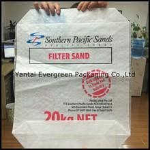 High Quality PP Valve Bag New Design Big Bag