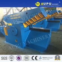 AUPU Q43-250 hydraulic metal cutting machine