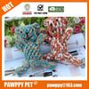 Pet supply, Eco-friendly plush cotton dog toy