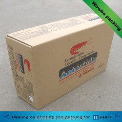 Hot-Sell Custom Made Food Packaging Corrugated Box