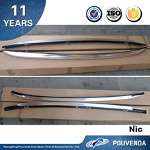 Aluminum Roof Rack for BMW X1 E84 Roof side Rail Auto accessories from Pouvenda