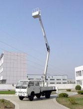 14m truck street light lift