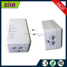 500M powerline network adapter PLC homeplug wifi powerline adapter