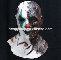Horror Latex Mask Evil Clown Halloween Costume Accessory Killer It New Clown Mask for Fun
