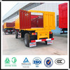 Factory supplier 2 axle farm tractor trailer sales