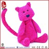 gift soft cat toy corduroy baby comforter toys