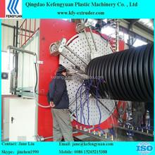 800mm drainage pipe making machine/corrugated drainage pipe making machine/making machine