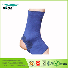 Open heel design new ankle support/bamboo,charcoal Ankle Support Wraps (Pair) Elastic Ankle Brace