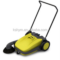 electric floor sweeper machine mechanical sweeper
