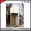 Lift Equipment for disabled, hydraulic wheelchair elevator
