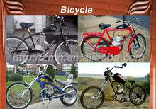 most popular 2 stroke 66cc/80cc kit engine for bike, 49cc bicycle engine kits
