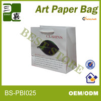 Cheap paper bags wholesale with cotton rope