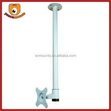 "Universal Pole hanging fits 13""-24"" monitors of 360 degree swivel fix and swivel tv mount"