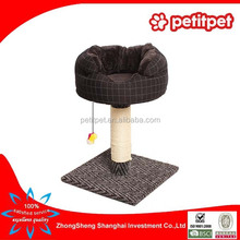 Made in china factory direct sale New Design Sisal grinding cat scratching post