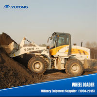 china supplier used wheel loader with price for sale