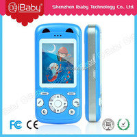 ibaby Quad Band SOS kids phone for 3-10 age children with Monitor