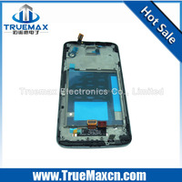 Top Sales Original D802 LCD for LG G2 Replacement LCD Display Touch Screen Assembly