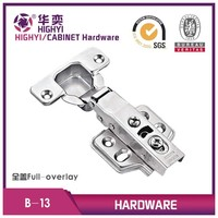DTC slow solf closing cabinet door hydraulic hinges for kitchen furniture B-13