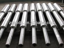 42CrMo forged alloy steel shaft forging