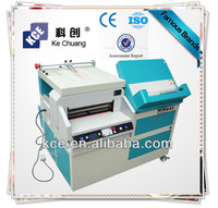 CE digital pvc sheet photo album cover making machine