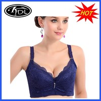 Plug Size 36-42 C Cup Push Up Beautiful Bra Sexy Bra Design For Women