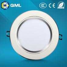 220v aluminum+acrylic led down light 3w smd2835 aluminum pcb with CE RoHS