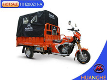 Heavy loading tricycle with tarplin