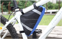 2015 New Style Waterproof polyester Motorcycle Bicycle Saddle Bags