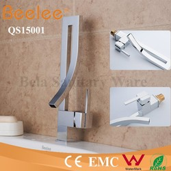 Modern Wall Mounted Kitchen Mixer Water Tap Bathroom Brass Taps UPC Single Handle Pull Out Kitchen Faucet