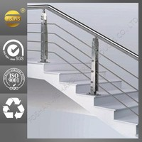 stainless steel staircases handrails design
