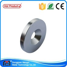 Low rpm permanent magnet generator shaped magnet