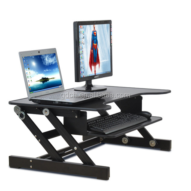 Laptop Desk Standing Desk For Office And Home - Buy Stand Laptop Desk