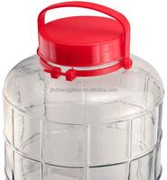 6.5 Gallon Glass Big Mouth Carboy