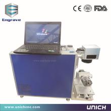 Light weight high speed fiber keyboard/ laser marking machine/fiber laser marking machine