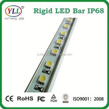 led strips with aluminum case led cabinet strip light 5730 led rigid led stripe