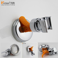 KT-5027 ABS plastic suck shower bracket glass shower door holder