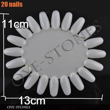 nail wheel acrylic tips