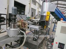 pp pe film granulating machine/plastic film pelletizer/granulator