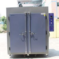 air exhaust accelerated aging test chamber