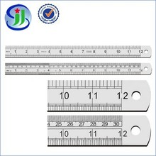 Long Straight Stainless Steel Template Ruler